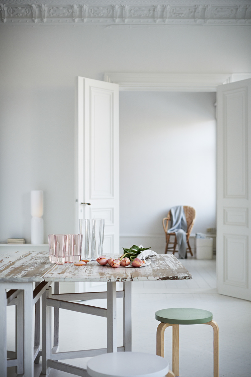 iittala vaso aalto 160 mm trasparente finnish design shop. Black Bedroom Furniture Sets. Home Design Ideas
