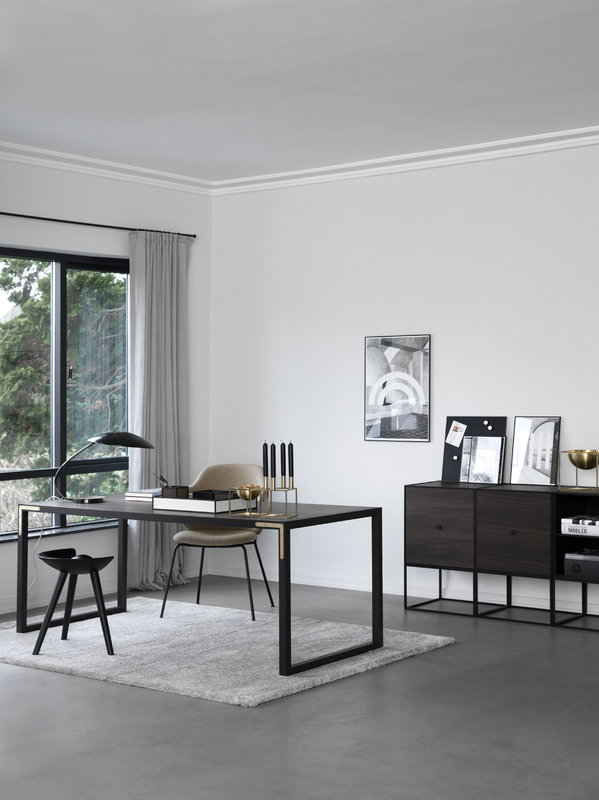 by lassen kubus 4 kynttil njalka messinki finnish design shop. Black Bedroom Furniture Sets. Home Design Ideas