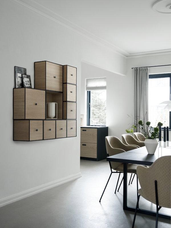 By Lassen Frame 42 box, oak | Finnish Design Shop