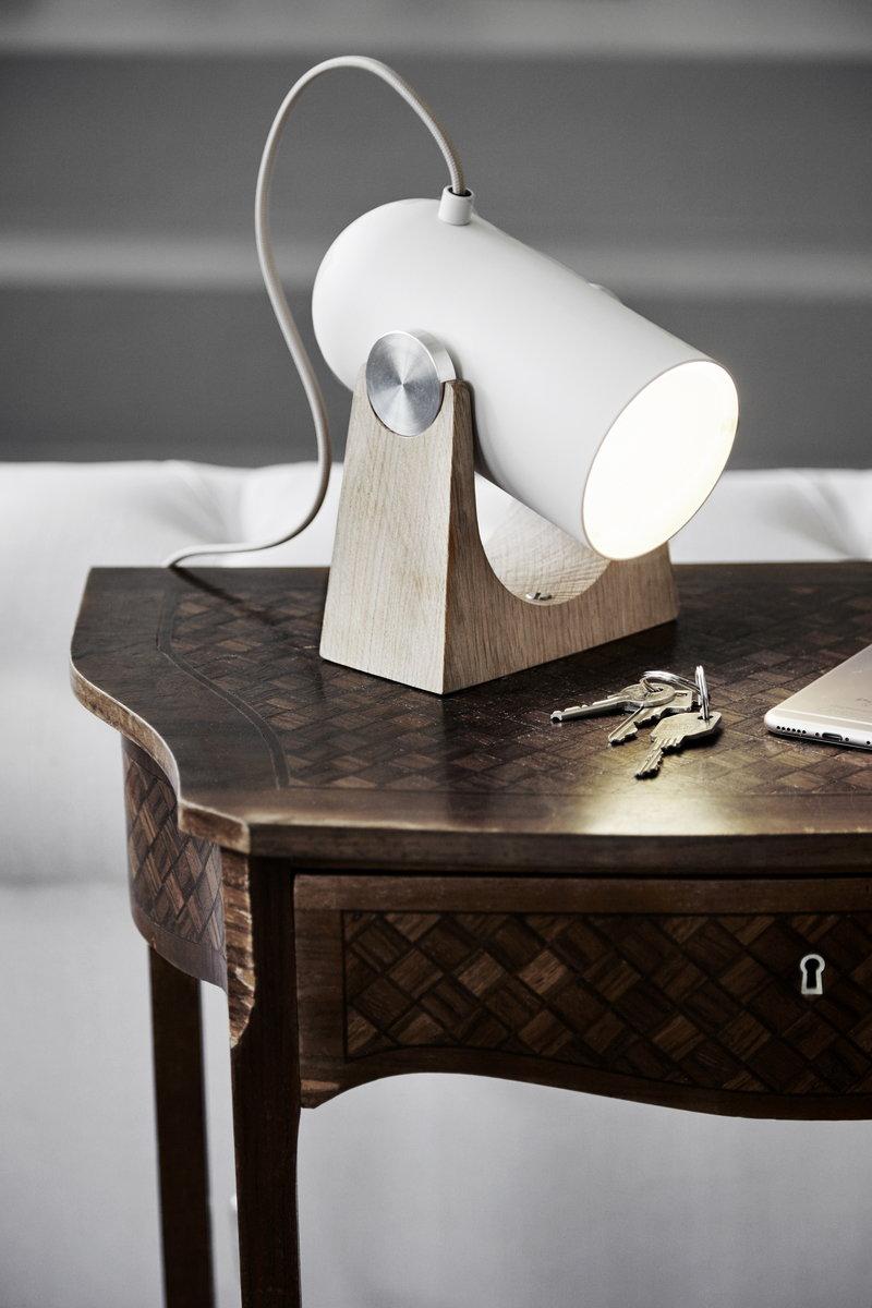 Le klint lampada da tavolo parete carronade 260 sabbia - Tavolo da parete ...