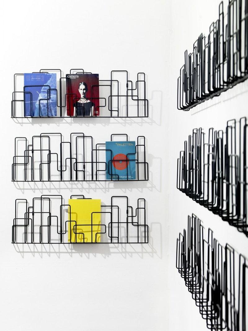 minus tio city sunday lehtiteline musta finnish design shop. Black Bedroom Furniture Sets. Home Design Ideas