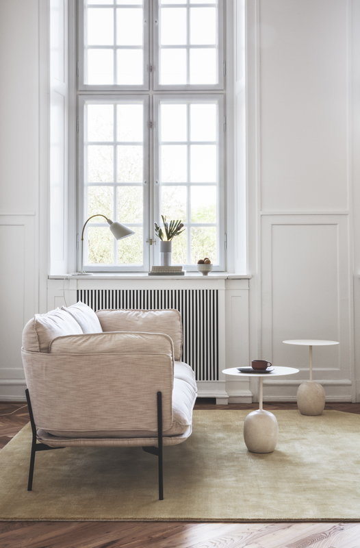 &Tradition Bellevue AJ8 table lamp, grey beige | Finnish Design Shop