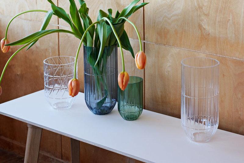 Hay Colour Vase L Clear Finnish Design Shop