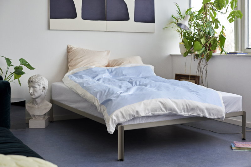 HAY Connect bed, white 200 x 140 cm | Finnish Design Shop