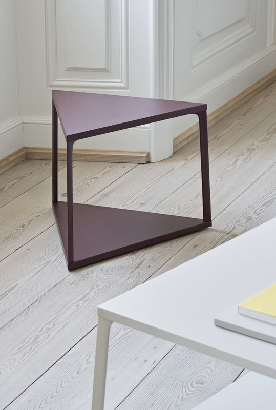 Hay Eiffel Coffee Table Rectangle 110 X 50 Cm Warm Sand Finnish Design Shop