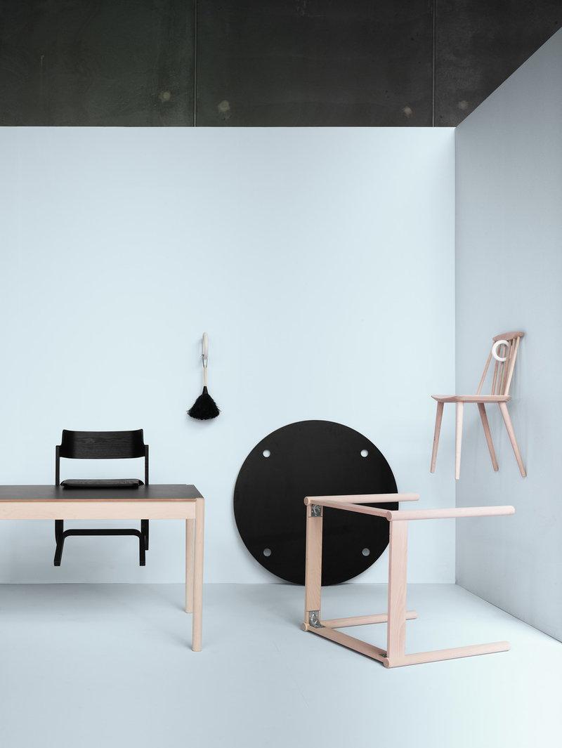 hay c44 table 80 x 160 cm finnish design shop. Black Bedroom Furniture Sets. Home Design Ideas