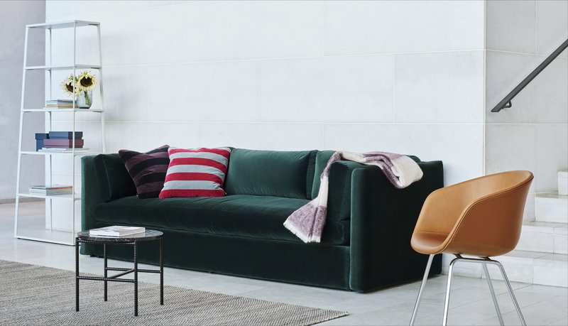 Hay Moire Kelim Rug 140 X 200 Cm Grey Finnish Design Shop - Moire-unique-sofa-design