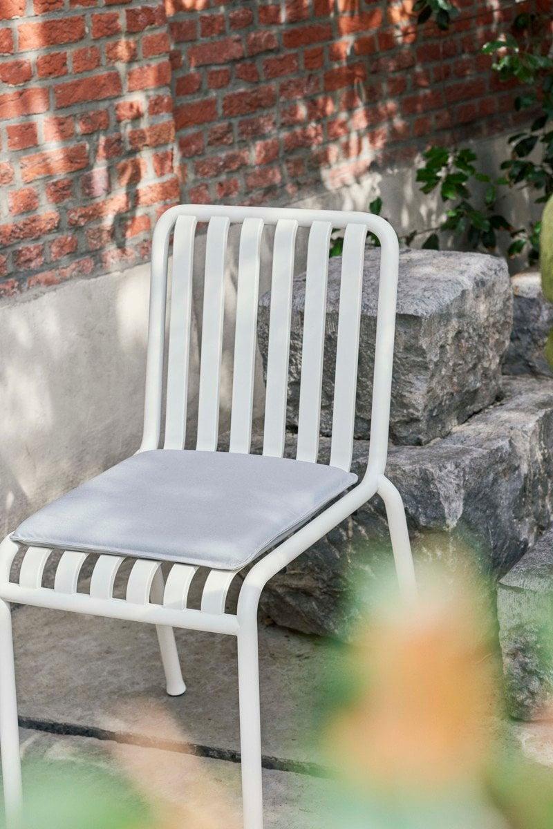 Palissade Seat Cushion For Chair/armchair, Sky Grey