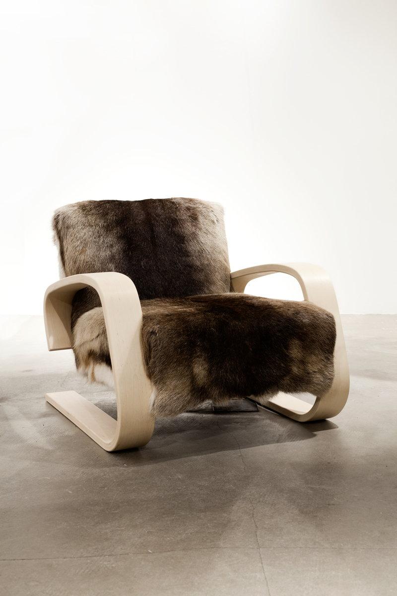 Artek Aalto Tank Chair 400