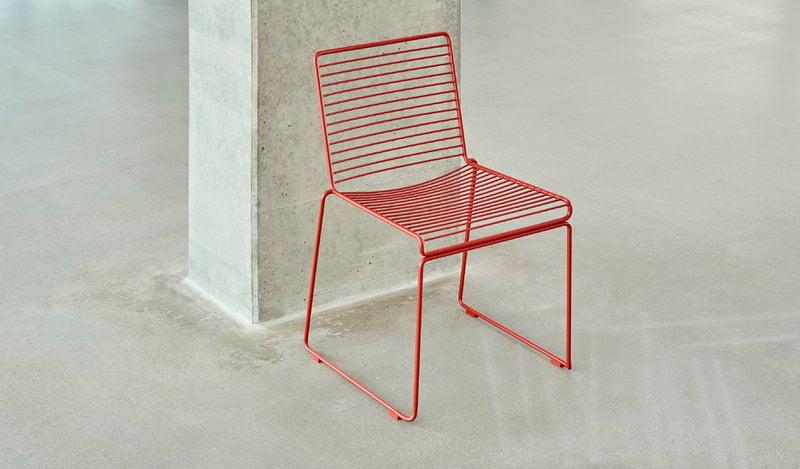 Hay Hee Dining Chair Rust Finnish Design Shop
