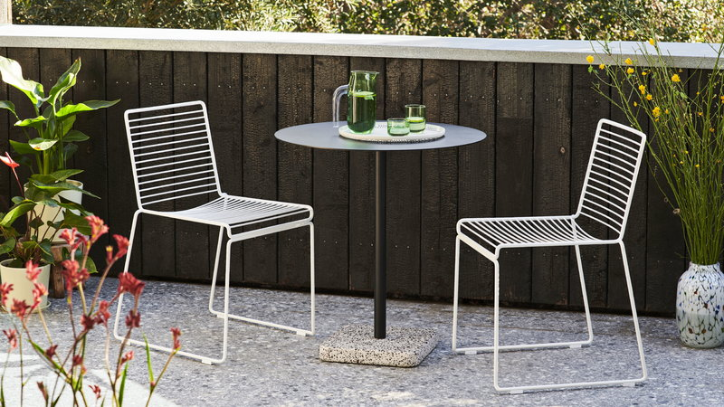 Hay Hee Dining Chair White Finnish Design Shop