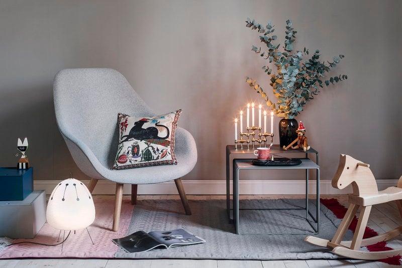Vitra Akari 1ad Table Lamp Finnish Design Shop