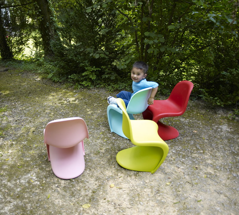 vitra panton junior chair white finnish design shop. Black Bedroom Furniture Sets. Home Design Ideas