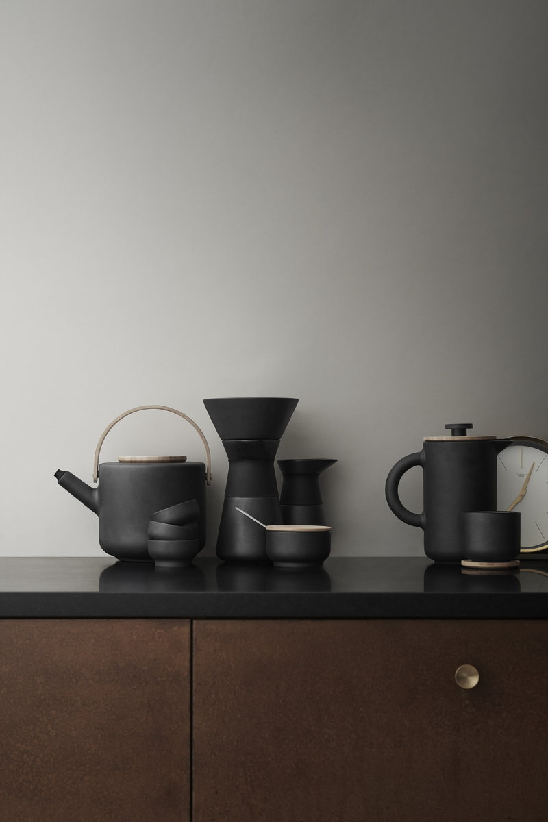 stelton teiera theo finnish design shop. Black Bedroom Furniture Sets. Home Design Ideas