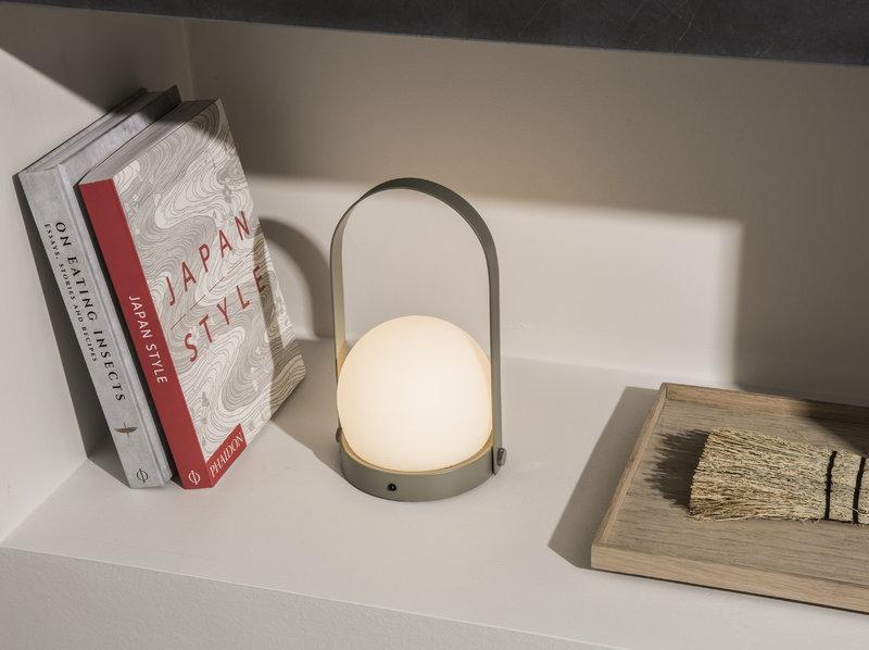 Menu Carrie Lamp : Menu carrie led table lamp olive finnish design shop