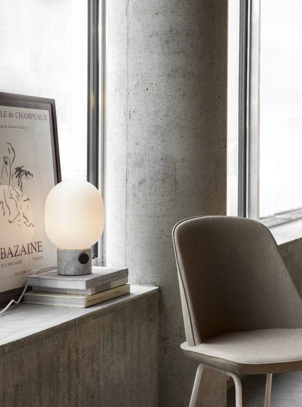 Menu Jwda Table Lamp Large White Marble Finnish Design Shop