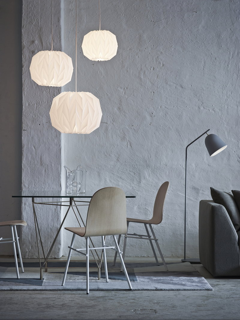 Le Klint Cach 233 Floor Lamp Grey Finnish Design Shop