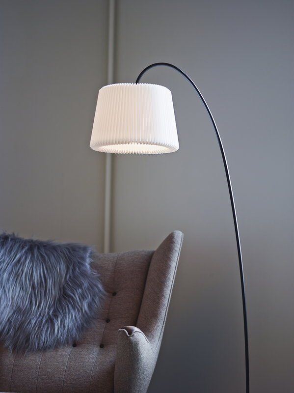 Le Klint Snowdrop Floor Lamp Finnish Design Shop