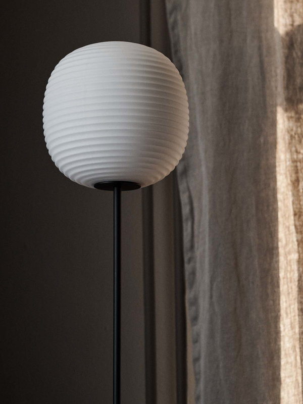 New Works Lantern Floor Lamp Medium