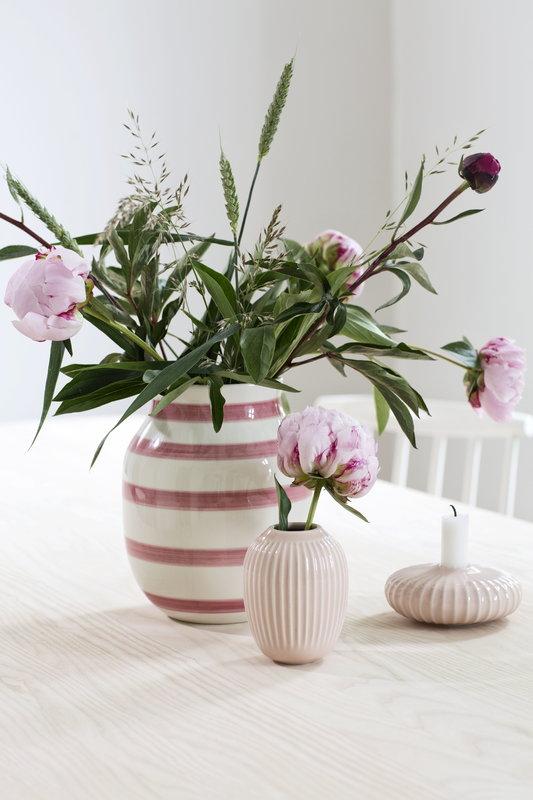 Khler Omaggio Vase Medium Rose Finnish Design Shop