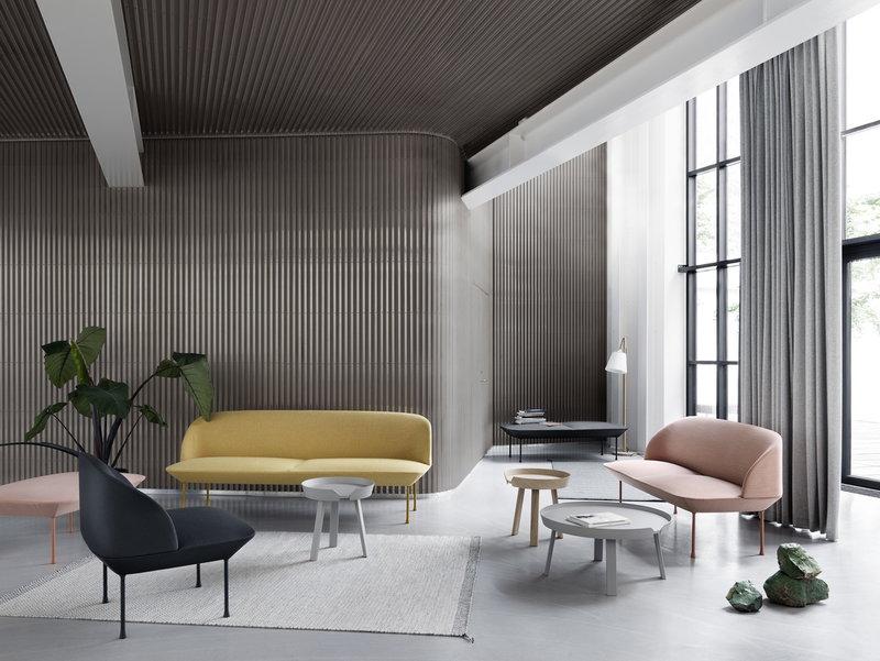 Muuto Oslo Sofa 2 Seater Finnish Design Shop