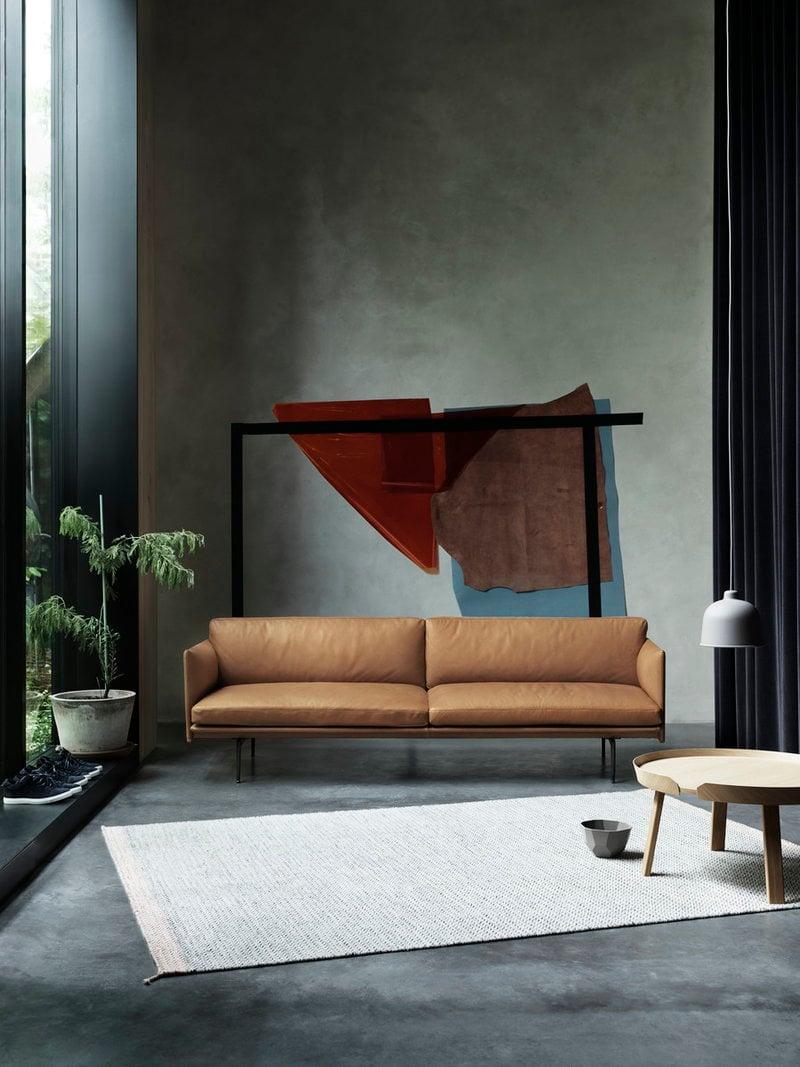 Muuto Outline Sofa 3 Seater