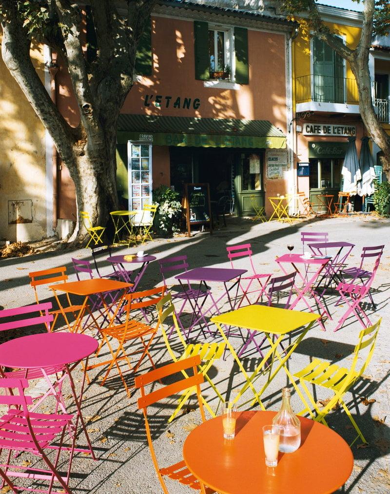 Fermob bistro table 60 cm finnish design shop - Table largeur 60 cm ...
