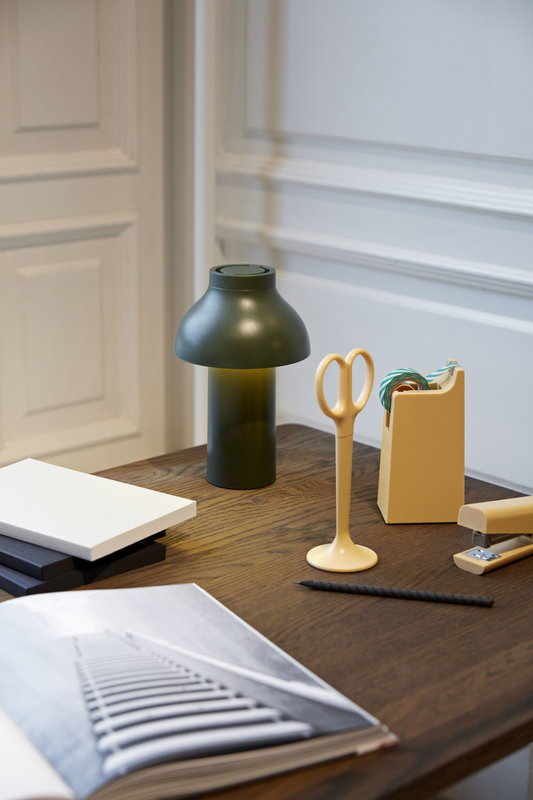 Hay Pc Portable Table Lamp Olive Finnish Design Shop