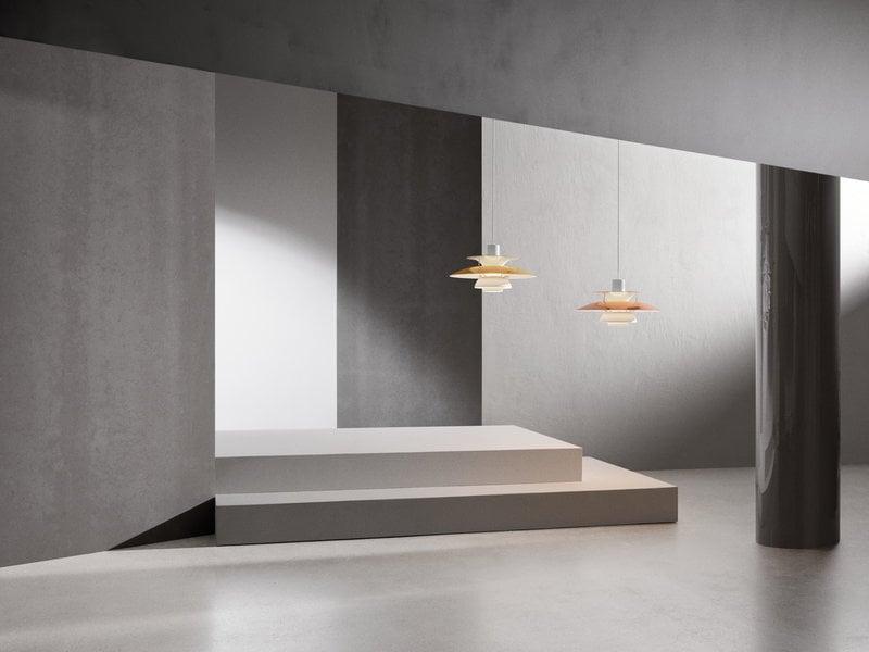 Lampada In Rame Design : Louis poulsen lampada a sospensione ph rame finnish design shop
