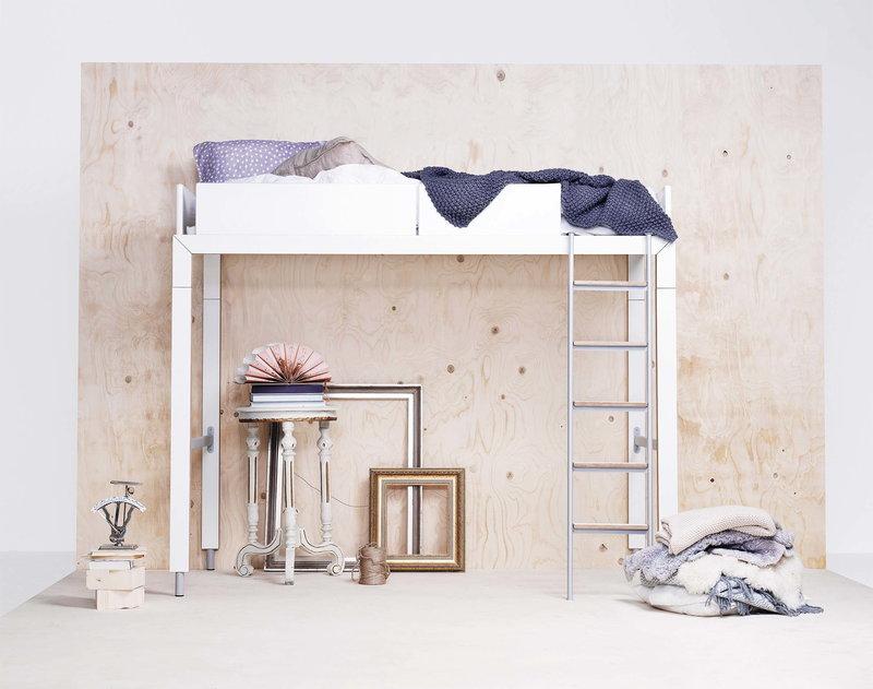 Lundia Letto a soppalco Lofty, alto | Finnish Design Shop