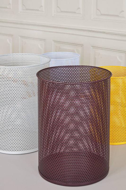 Hay Perforated Bin M Lavender Finnish Design Shop