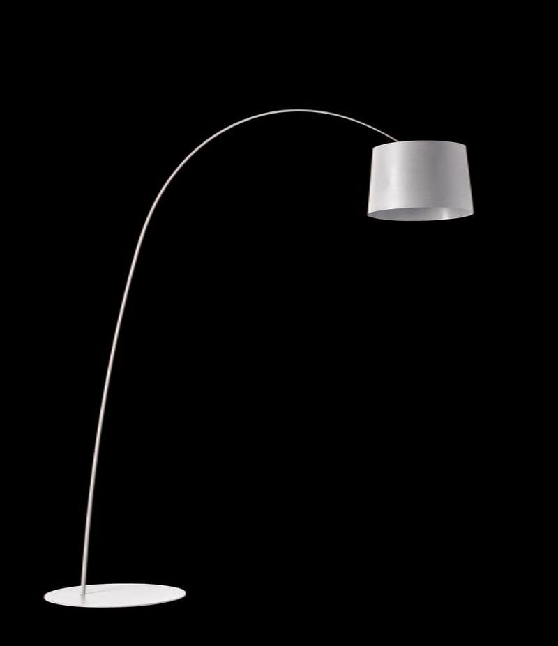 Foscarini lampada da terra twiggy bianca finnish design - Lampada da terra design ...
