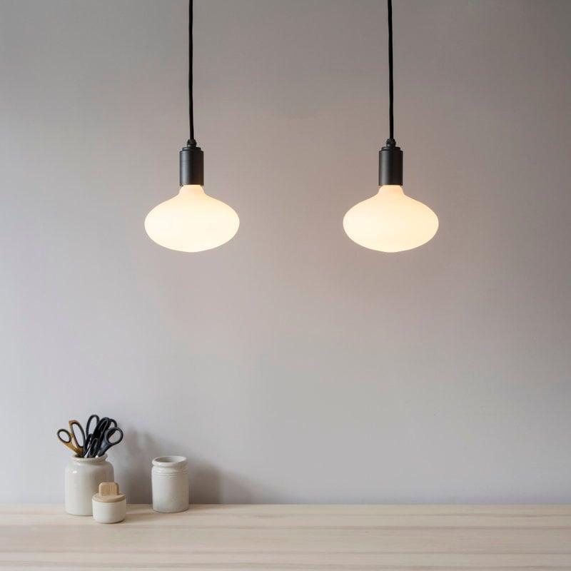 Tala Graphite Pendant Lamp Base