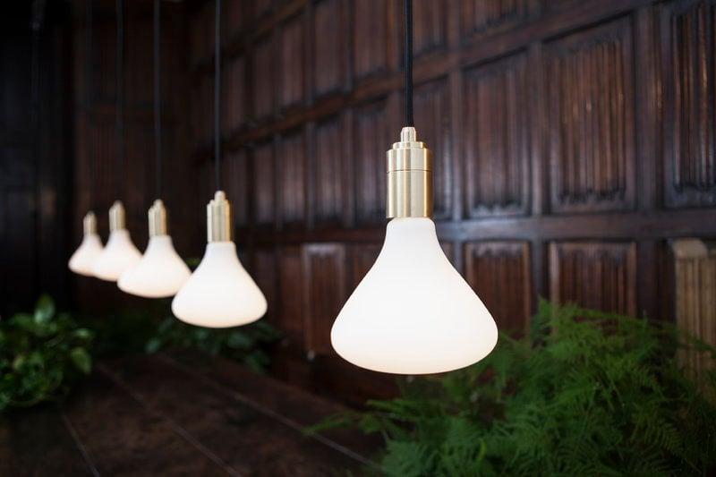 Tala Noma Led Bulb 6w E27 Dimmable, Noma Jam Jar Outdoor Lantern