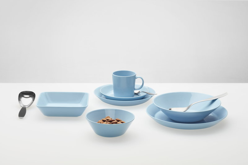 iittala teema bowl 21 cm light blue finnish design shop. Black Bedroom Furniture Sets. Home Design Ideas