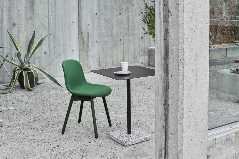 Hay Terrazzo Table 60 X 60 Cm Grey Finnish Design Shop