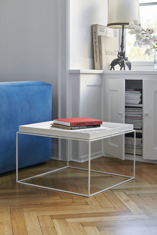 Hay Tray Table Large White Finnish Design Shop