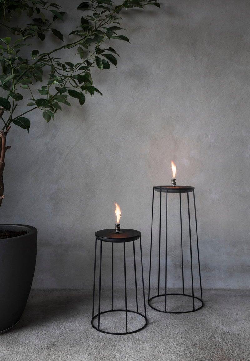 Menu Wire base, medium, black | Finnish Design Shop