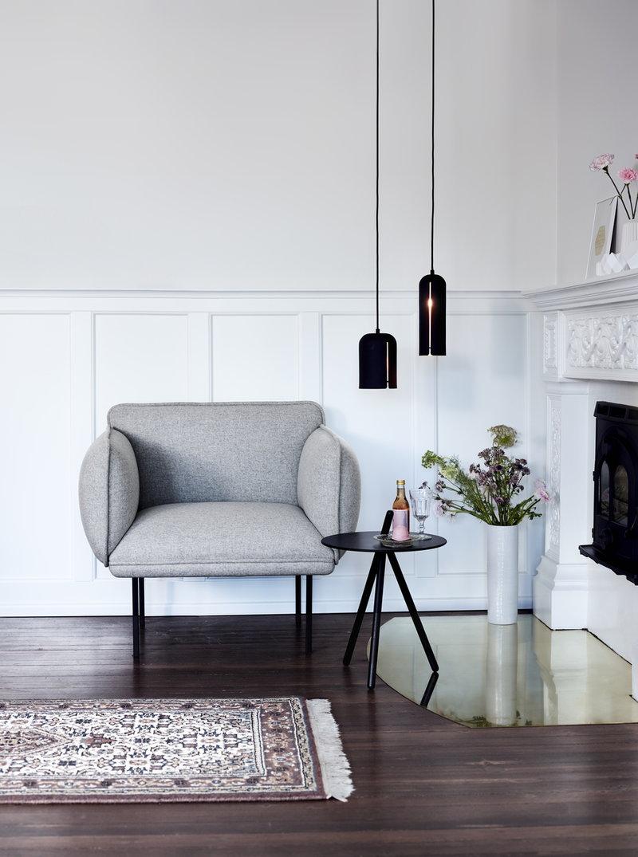 woud nakki lepotuoli finnish design shop. Black Bedroom Furniture Sets. Home Design Ideas