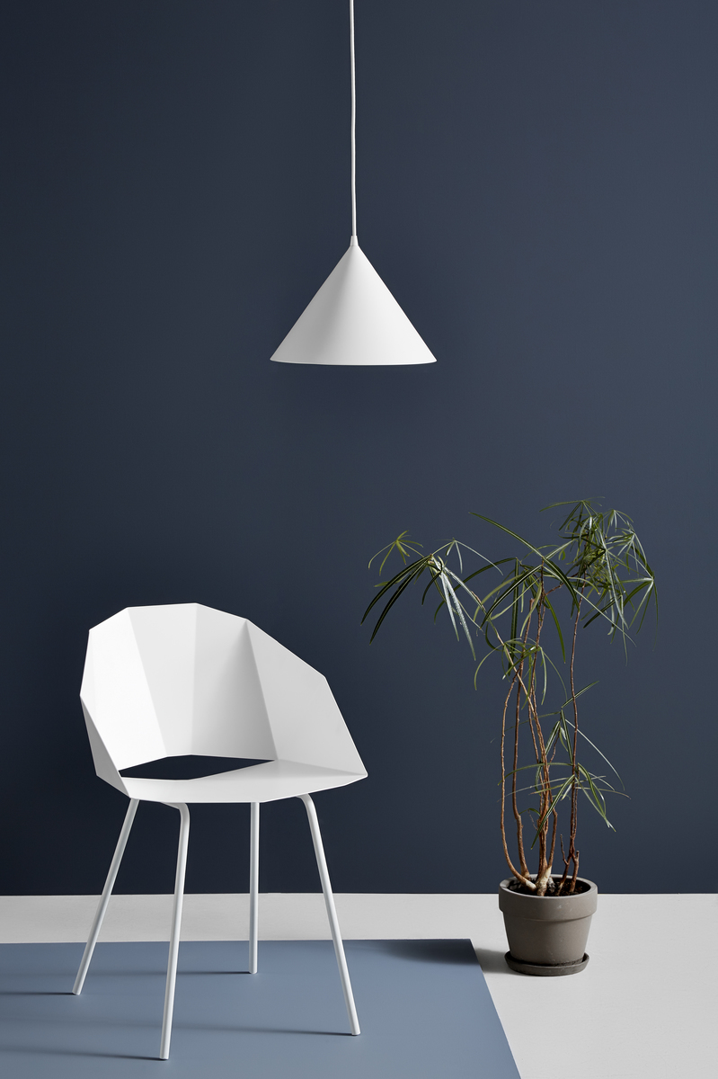 Woud lampada a sospensione annular bianca finnish design shop - Lampade a sospensione tavolo pranzo ...