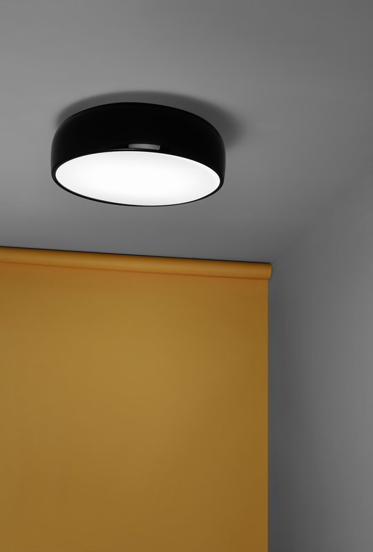 Flos Smithfield C Ceiling Lamp Black Finnish Design Shop