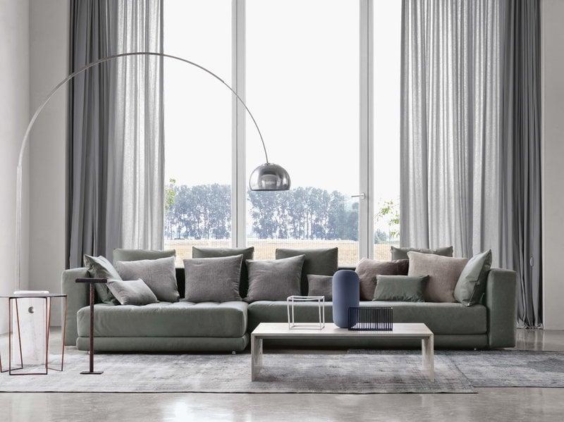 Flos Arco Floor Lamp Finnish Design