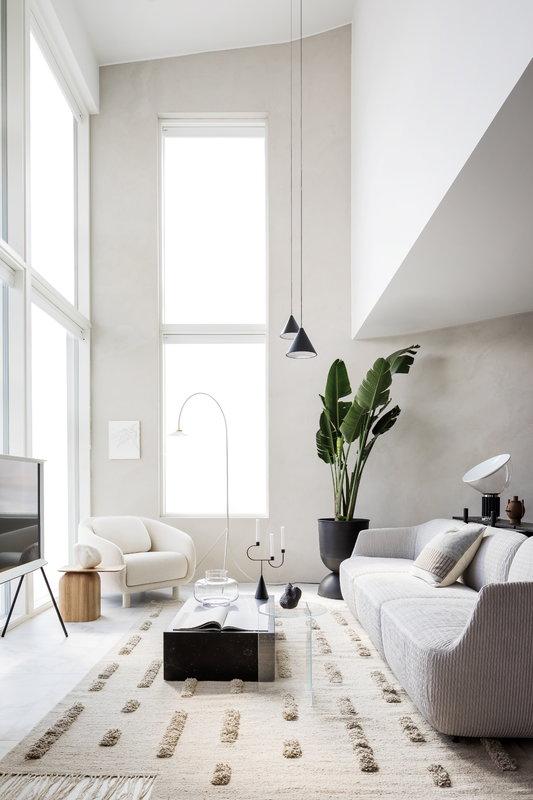 Flos Lampada Da Tavolo Taccia Piccola Nera Finnish Design Shop