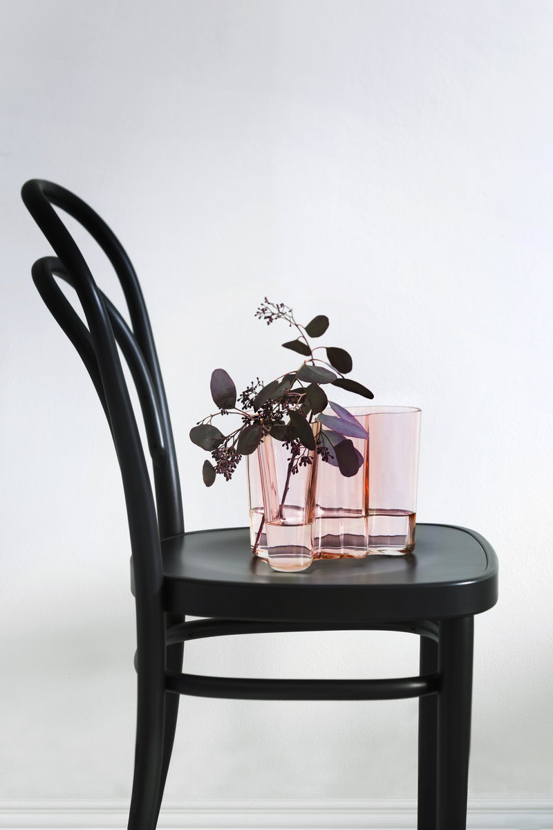 iittala aalto vase 160 mm clear finnish design shop. Black Bedroom Furniture Sets. Home Design Ideas