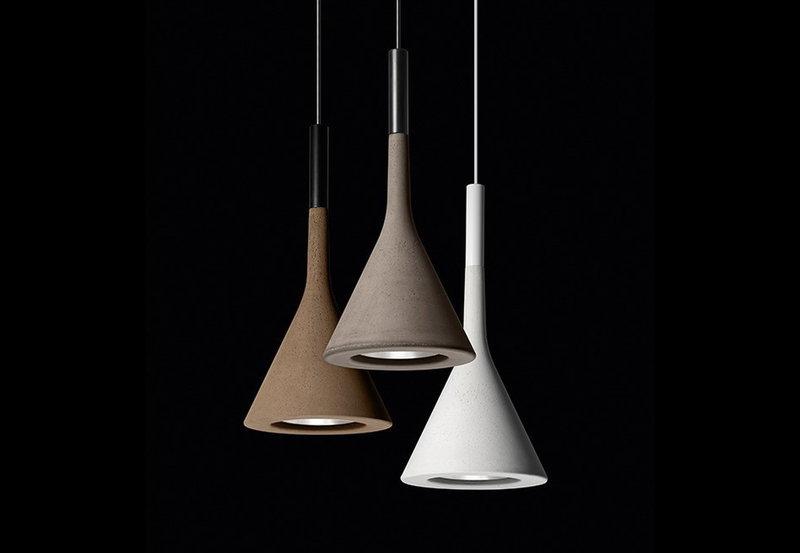 Lampade A Sospensione Design : Foscarini lampada a sospensione aplomb grigia finnish design shop
