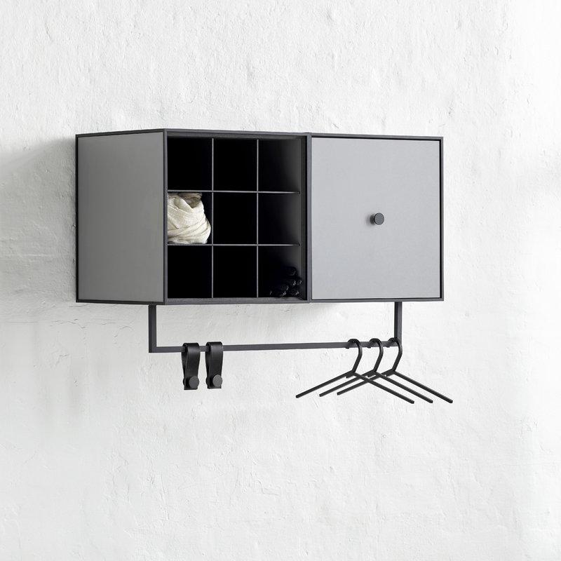 By Lassen Frame 35 Divider, black   Finnish Design Shop