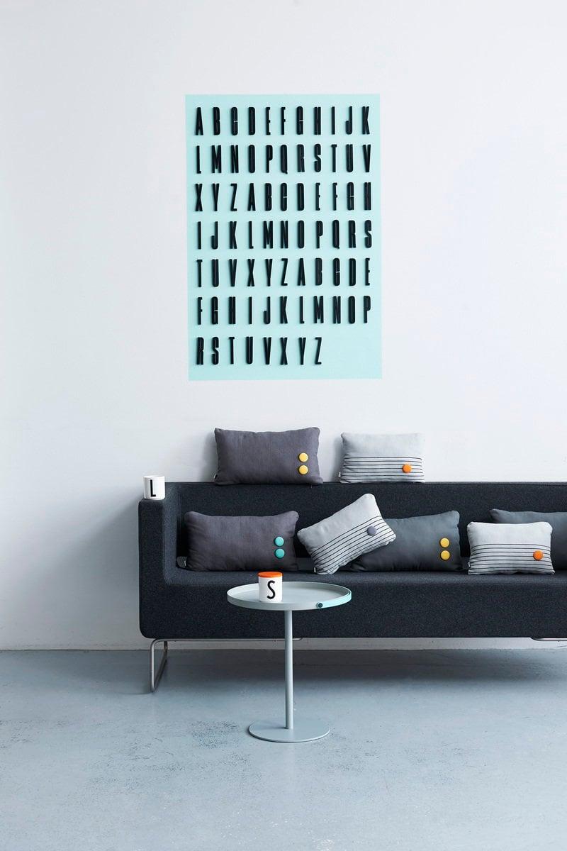 design letters arne jacobsen kuppi valkoinen a z finnish design shop. Black Bedroom Furniture Sets. Home Design Ideas