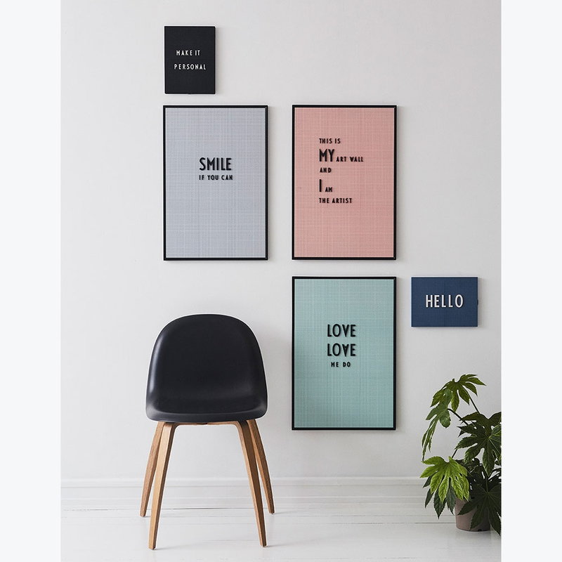Design Letters Letters For Message Board White Finnish Design Shop