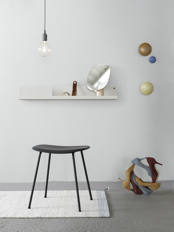 Muuto Folded Shelf Grey Large Finnish Design Shop