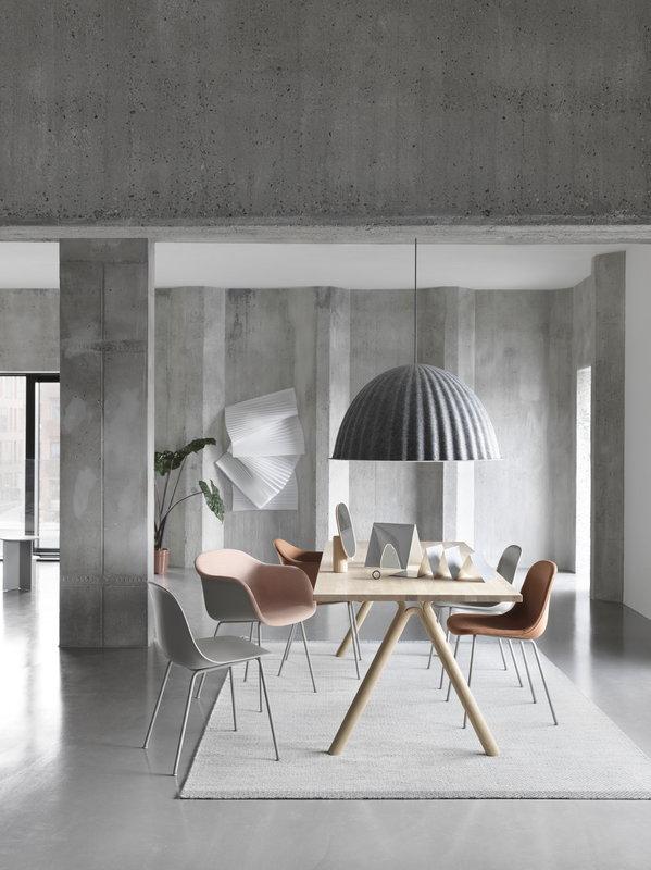 Muuto Under The Bell Lamp Grey Finnish Design Shop